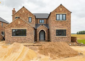 Thumbnail 5 bed detached house for sale in North Street, West Butterwick, Scunthorpe