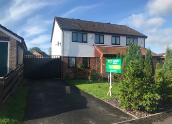 Thumbnail 3 bed semi-detached house for sale in Pennyroyal Close, St. Mellons, Cardiff