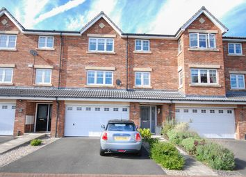 Thumbnail 5 bedroom town house for sale in North Farm Court, Throckley, Newcastle Upon Tyne