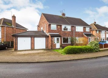 Thumbnail 3 bed semi-detached house for sale in Seaburn Road, Toton, Nottingham