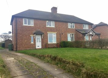 Thumbnail 3 bed property to rent in Whalley Drive, Rushton, Tarporley
