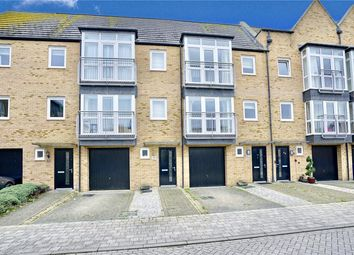 Thumbnail 4 bed terraced house for sale in Samuel Jones Crescent, Little Paxton, St. Neots, Cambridgeshire