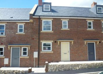 Thumbnail 3 bed terraced house for sale in Plot 7, Adcroft Mews, Trowbridge
