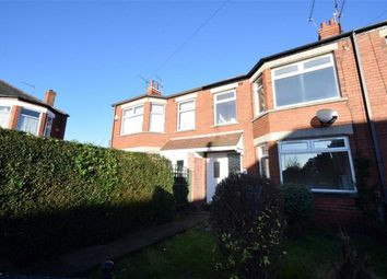 Thumbnail 3 bedroom terraced house to rent in Leyburn Avenue, Hull