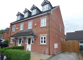 Thumbnail 3 bed semi-detached house for sale in Kingsbury Close, Bury