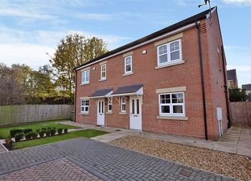 Thumbnail 3 bed semi-detached house for sale in Hickory Court, Pontefract