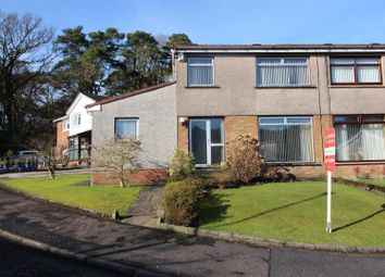 Thumbnail 3 bed semi-detached house for sale in Linnhe Road, Wemyss Bay