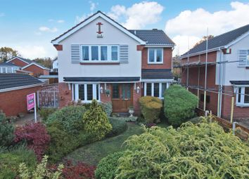 Thumbnail 4 bed detached house for sale in Patterson Court, Wrenthorpe, Wakefield