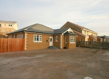 Thumbnail 3 bed detached bungalow for sale in Quarry Road, Shotts