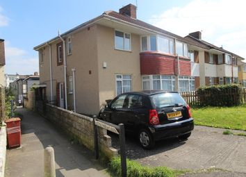 Thumbnail 2 bedroom flat for sale in Gilda Close, Whitchurch, Bristol
