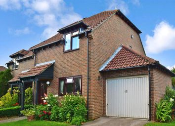 Thumbnail 3 bed detached house for sale in Oaks Close, Westergate, Chichester, West Sussex