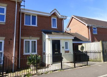 Thumbnail 3 bedroom end terrace house for sale in Larkhill Road, Yeovil