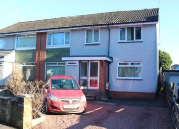 Thumbnail 3 bedroom semi-detached house for sale in Inchconnachan Avenue, Balloch, Alexandria, West Dunbartonshire