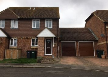 Thumbnail 2 bed semi-detached house to rent in Quince Orchard, Hamstreet, Ashford