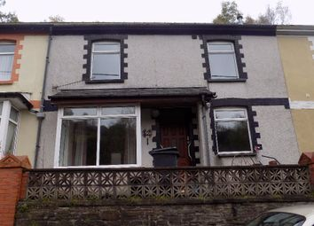 Thumbnail 3 bed terraced house for sale in Blaencuffin Road, Llanhilleth, Abertillery