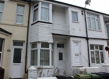 Thumbnail 1 bed flat to rent in Windsor Road, Bexhill-On-Sea