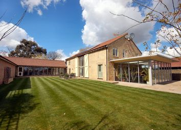 Thumbnail 5 bedroom barn conversion to rent in Common Road, Brinkley, Newmarket