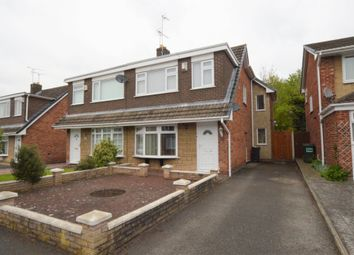 Thumbnail 2 bed semi-detached house for sale in Westbourne Road, Chester