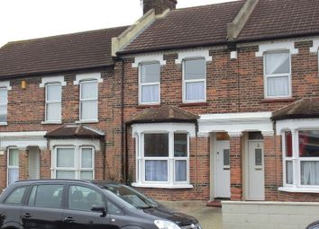 Thumbnail 2 bed terraced house to rent in Stuart Road, Gravesend