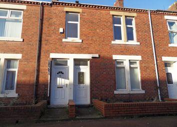 Thumbnail 2 bedroom flat for sale in Salisbury Street, Pelaw, Gateshead