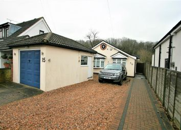 Thumbnail 3 bed detached bungalow for sale in Bucknalls Drive, Bricket Wood, St. Albans