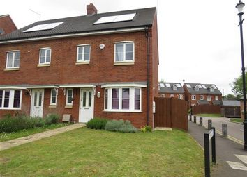 Thumbnail Semi-detached house to rent in Cole Green Lane, Welwyn Garden City