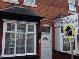 Thumbnail 3 bed terraced house to rent in Herbert Road, Birmingham