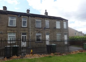 Thumbnail 2 bed terraced house to rent in Old Bank Road, Dewsbury