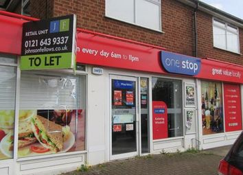 Thumbnail Retail premises to let in 121-123 Windmill Avenue, Kettering, Northants