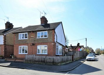 Thumbnail 2 bed semi-detached house for sale in Cromwell Road, Ascot, Berkshire