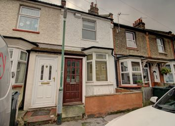 Thumbnail 2 bedroom terraced house for sale in Carlisle Road, Dartford