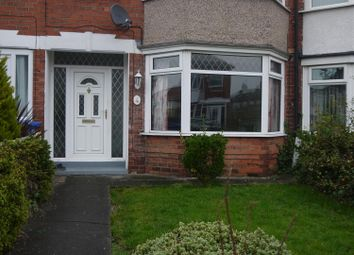 Thumbnail 3 bed terraced house to rent in Harwood Drive, Anlaby Common, Hull