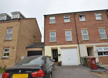 Thumbnail 4 bed end terrace house for sale in Pinewood Close, Scunthorpe