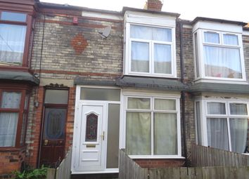 2 bed terraced house for sale in Carisbrooke Avenue, Manvers Street, Hull HU5