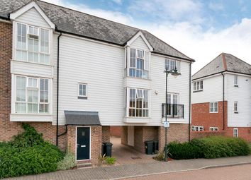 Thumbnail 2 bed flat for sale in Queen Street, Kings Hill, West Malling