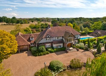 Thumbnail 5 bed country house for sale in Chestfield Road, Chestfield, Whitstable