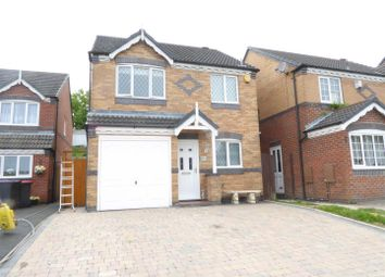 Thumbnail 3 bed detached house for sale in Bullrush Glade, St. Georges, Telford