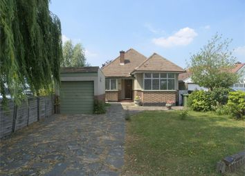 Thumbnail 2 bed detached bungalow for sale in Riverview Road, Ewell, Epsom