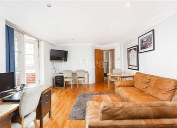 Thumbnail 1 bed flat to rent in Exchange Court, London