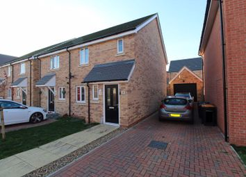 Thumbnail 3 bed semi-detached house for sale in Elliott Green, New Cardington