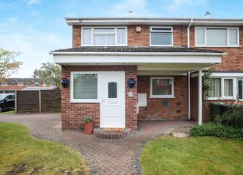 Thumbnail 3 bed end terrace house for sale in Fenwick Road, Houghton Regis, Dunstable