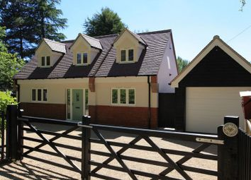 Thumbnail 3 bed detached house for sale in Downham Road, Stock, Ingatestone