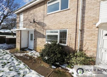 Thumbnail 1 bed flat for sale in Leman Road, Gorleston, Great Yarmouth
