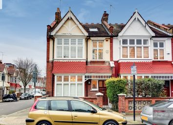 3 bed terraced house to rent in Rannoch Road, Hammersmith, London W6
