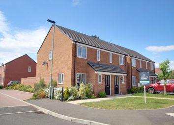 2 bed semi-detached house for sale in Buttercream Drive, Woodston, Peterborough PE2