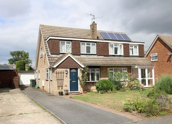 Thumbnail 3 bed semi-detached house for sale in Barnston Green, Barnston, Dunmow