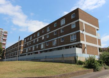 Thumbnail 3 bed flat for sale in Melville Court, Chatham, Kent