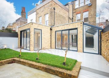 Thumbnail 3 bed flat for sale in Plympton Road, London