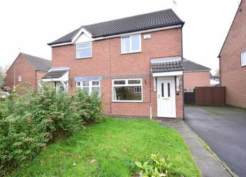 Thumbnail 2 bed semi-detached house to rent in Kirk Close, Ripley, Derbyshire