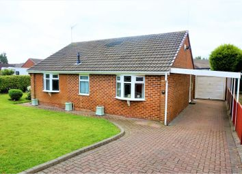 Thumbnail 2 bed detached bungalow for sale in Rosslyn Avenue, Sheffield